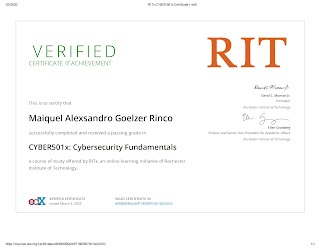 RITx CyberSecurity